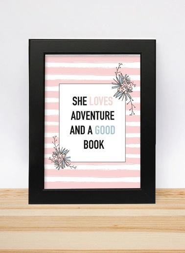 She Loves Adventure 13-18cm-Decarthome